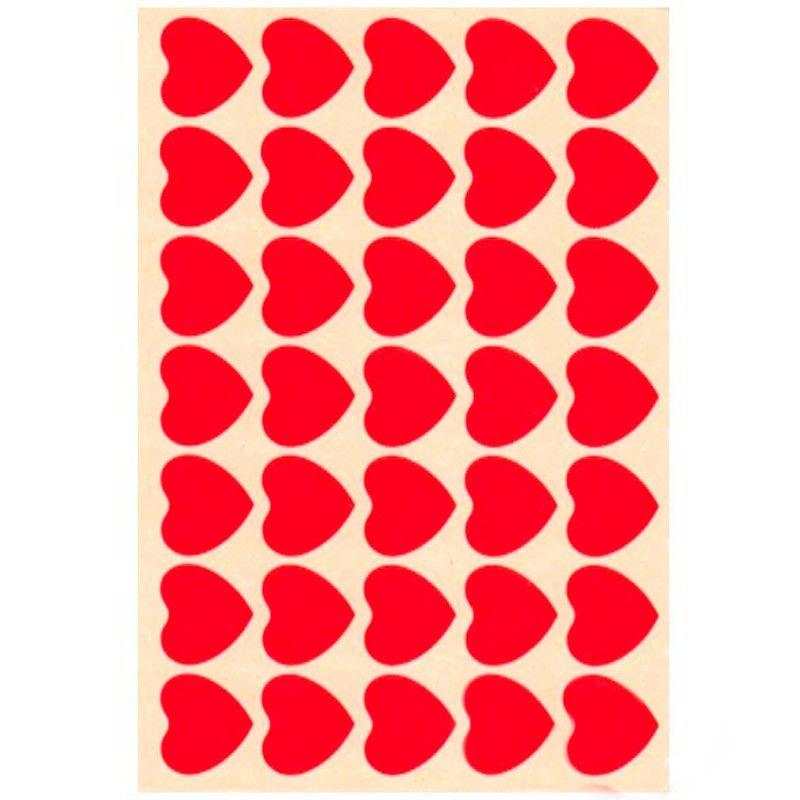 Oblater Små røde hjerter. UDGÅET