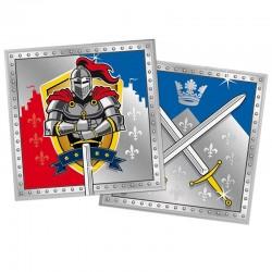 Servietter ridder 20 stk