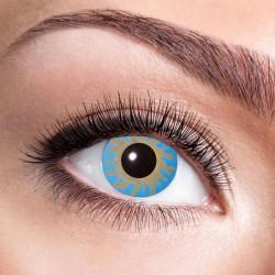 Magic blå øjne kontaktlinser 12 mdr