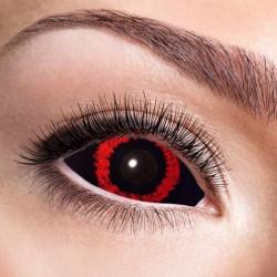 22 mm kontaktlinser rød dæmon 6 mdr