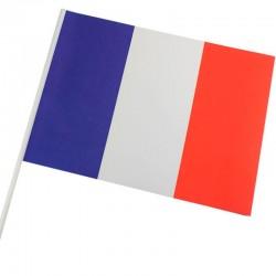 Fransk Papirflag 25 stk