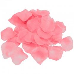Lyserøde rosenblade 100 stk