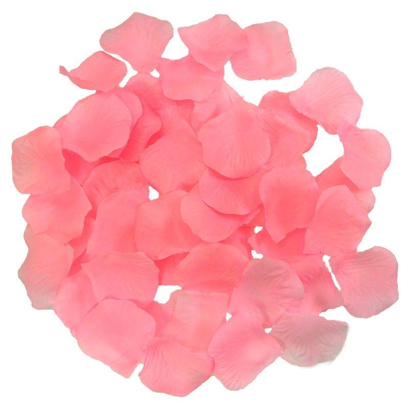 Rosenblade 500 stk. Lyserød