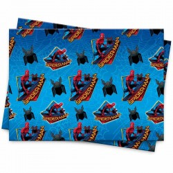1 stk plastikdug Spiderman Homecoming
