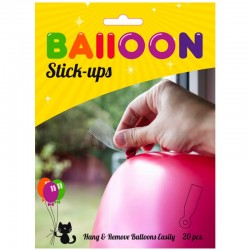Ballon Tape 20 stk