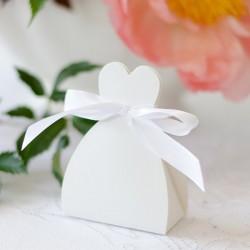 Brudekjole Gaveæske til bryllup