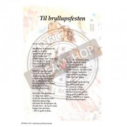 Bryllups sang 1079