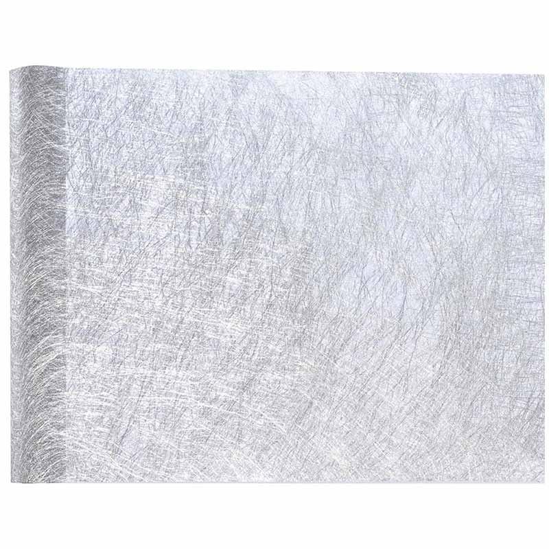 Bordløber sizoflor Sølv. 5 M.