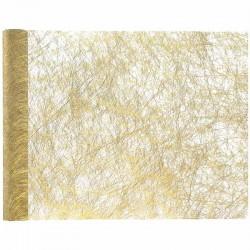 Bordløber sizoflor guld. 5 M.