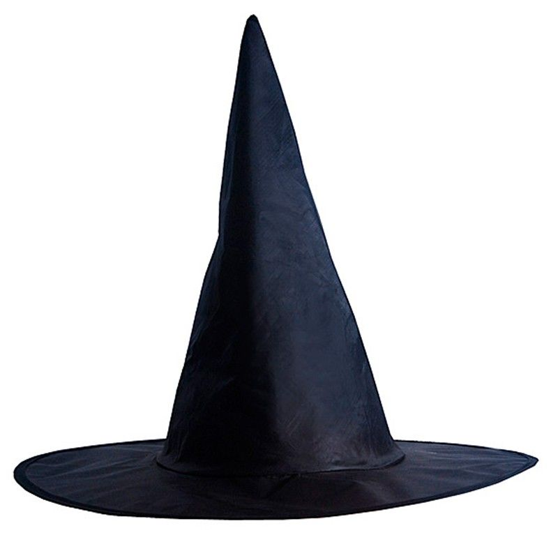 Heksehat Halloween 1 Stk.