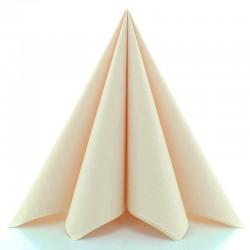 Airlaid Tekstilservietter Creme 40x40 cm