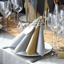 elegance guld servietter