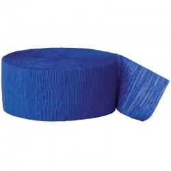 Crepepapir blå