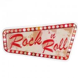 Skilt Rock 'n Roll.