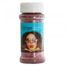 100 gram glitter - mix farver