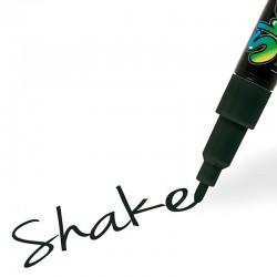 Shake tusch sort fin 2,5 mm