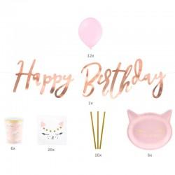 Festpakke Kat til børnefødselsdag