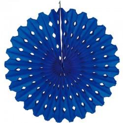 Blå roset. 45 cm 1 Stk