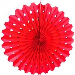 Rød roset. 45 cm 1 Stk