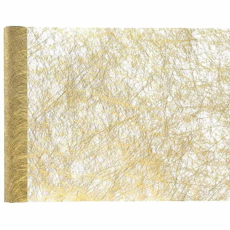 Bordløber sizoflor guld. 25 M.