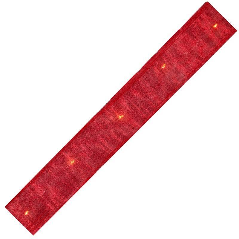 Led lysbånd rød