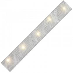 Led lysbånd sølv
