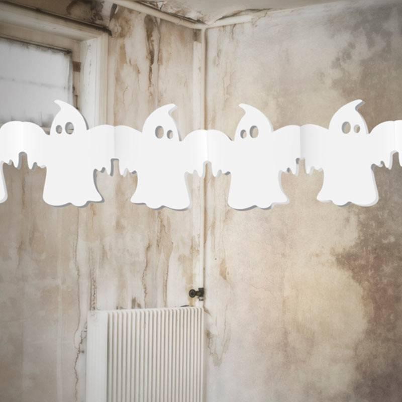 Guirlande Halloween spøgelser