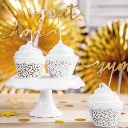 Cupcake Wrappers borddækning