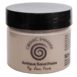 Cosmic Shimmer antik sand pasta shabby truffle, 50 ml