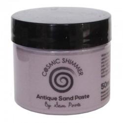 Cosmic Shimmer antik sand pasta soft damson, 50 ml