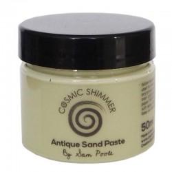 Cosmic Shimmer antik sand pasta moss blanket, 50 ml