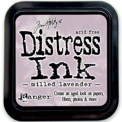 Stempelsværte milled lavender Distress Ink