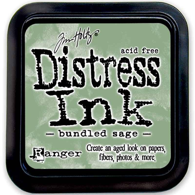 Stempelsværte bundled sage Distress Ink