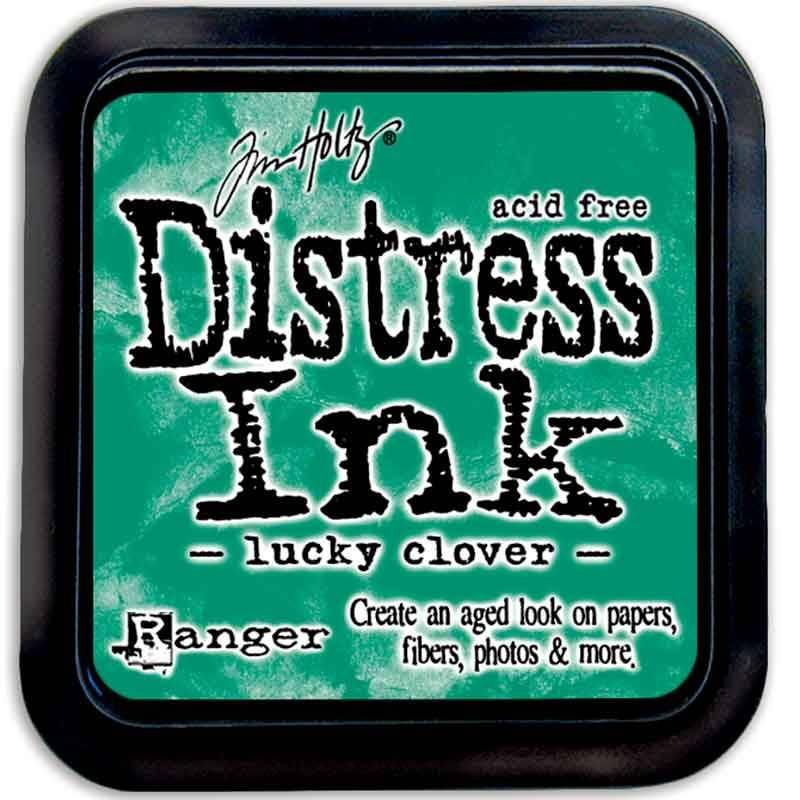 Stempelsværte lucky clover Distress Ink