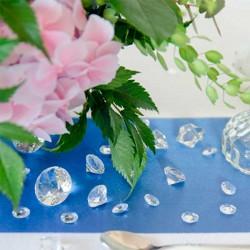 Bordpynt klare pynte diamanter