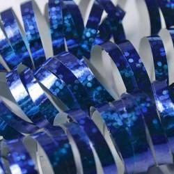 Serpentiner blå nytår