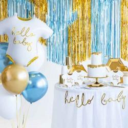 Folie ballon Baby bodystocking til baby shower