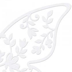 Dekoration sommerfugle til til bordpynt