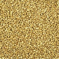 Dekorationssten guld til guld borddækning
