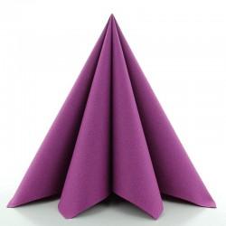 Airlaid-Tekstil serviet Lilla 40x40 cm