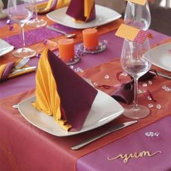 Tekstilservietter Lilla borddækning