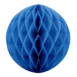 Blå Honeycomb 30 cm