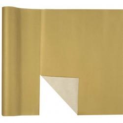 Airlaid kuvertløber Guld 40 cm x 4,80 m