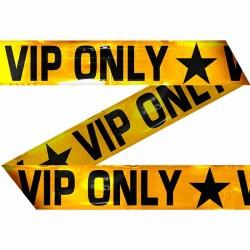 Guld VIP markeringsbånd 15 m