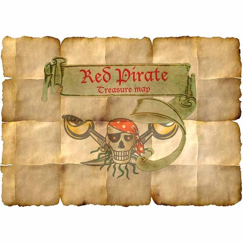 Skattekort Pirat
