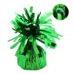 Grøn folie ballonvægt 170 g