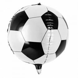 Fodbold Folieballon 40 cm.