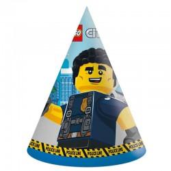 lego city festhatte. 6 stk