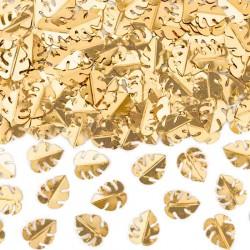 konfetti guld blade. 15 g