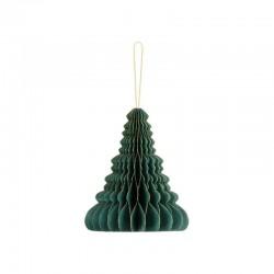 honeycomb juletræ. 15 cm. 1 stk